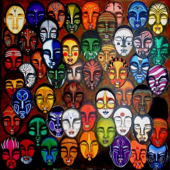 le peuple des couleurs