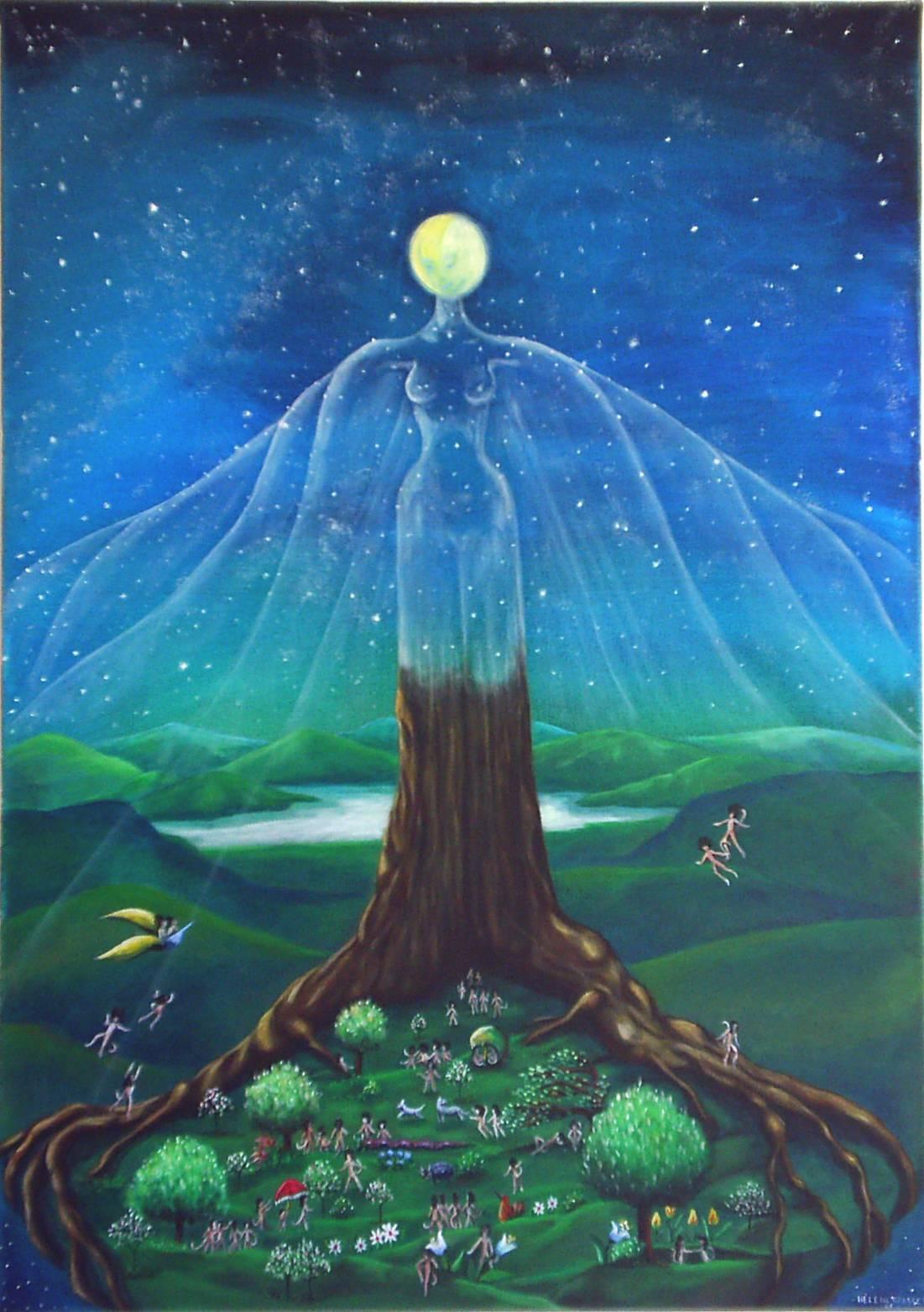 Le Monde de l'Arbre Lune