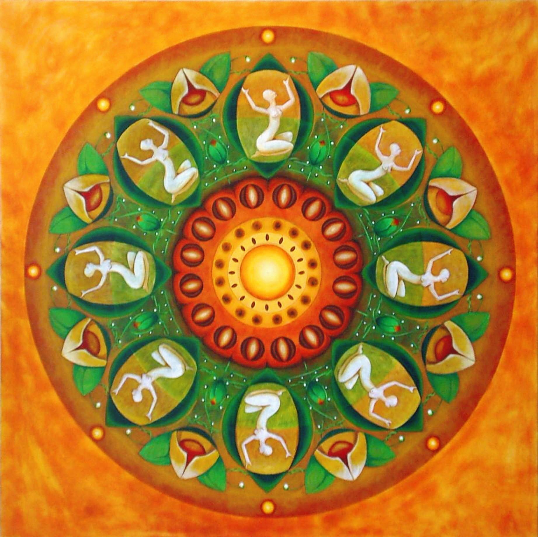 Mandala de fertilité