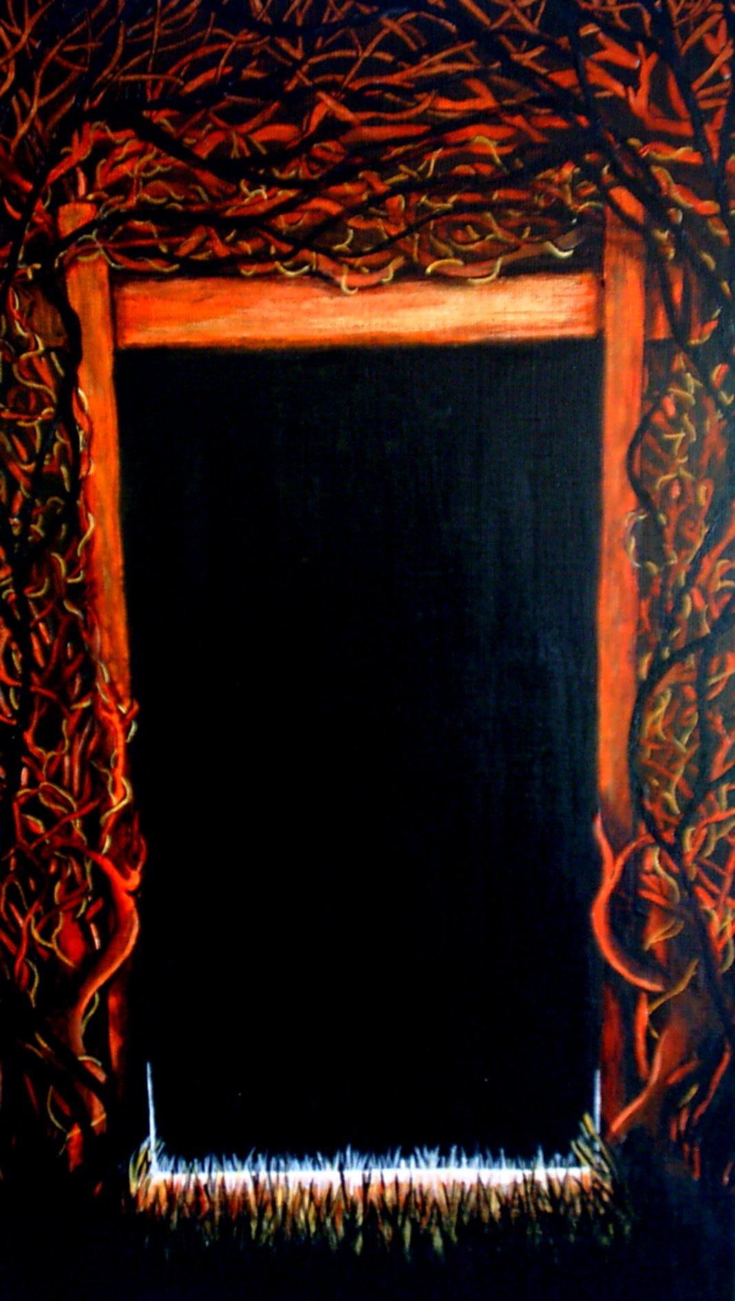le rideau noir
